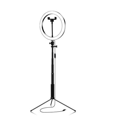 Mobileleb.com Selfie Sticks & Tripods 26CM Selfie Kick Stand Led Ring Light