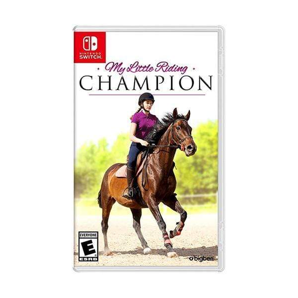 My Little Riding Champion - Nintendo Switch