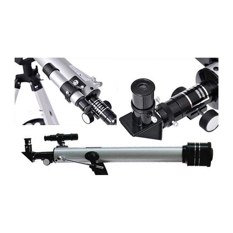 Monocular Astronomical Telescope F70060 With 360 Degree Adjustable Aluminum Tripod