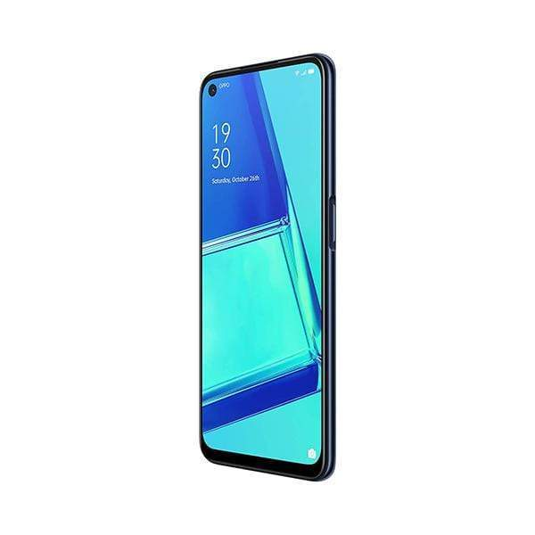 OPPO A52, 4GB/128GB, 6.5″ LTPS IPS LCD Display, Octa-core, Quad 12MP + 8MP +2MP + 2MP Rear Cam, 16MP Selphie Cam, Side-mounted Fingerprint