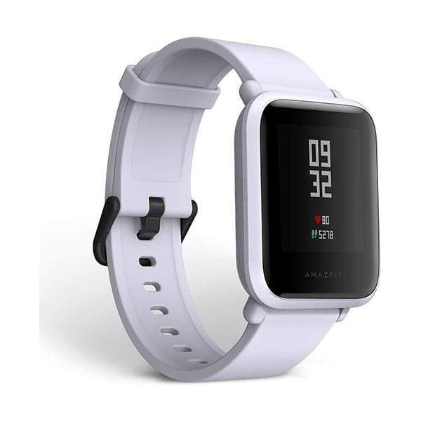 Amazfit Bip Smartwatch by Huami with All-Day Heart Rate and Activity Tracking, Sleep Monitoring, GPS, Ultra-Long Battery Life, Bluetooth