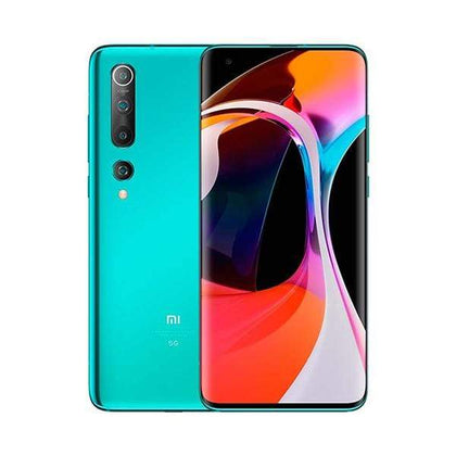 Mobileleb Coral Green / Brand New / 1 Year Xiaomi Mi 10 8GB/256GB, 6.67″ Super AMOLED Display, Octa-core, Rear Cam Quad 108MP + 13MP + 2MP + 2MP + Dual LED Flash, Selphie Cam 20MP, Fingerprint (under display, optical)