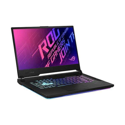 Mobileleb Electro Punk / Brand New / 1 Year ASUS ROG Strix G15 G512LI Gaming and Entertainment Laptop (Intel i7-10750H 6-Core, 8GB RAM, 512GB PCIe SSD, NVIDIA GTX 1650 Ti, 15.6