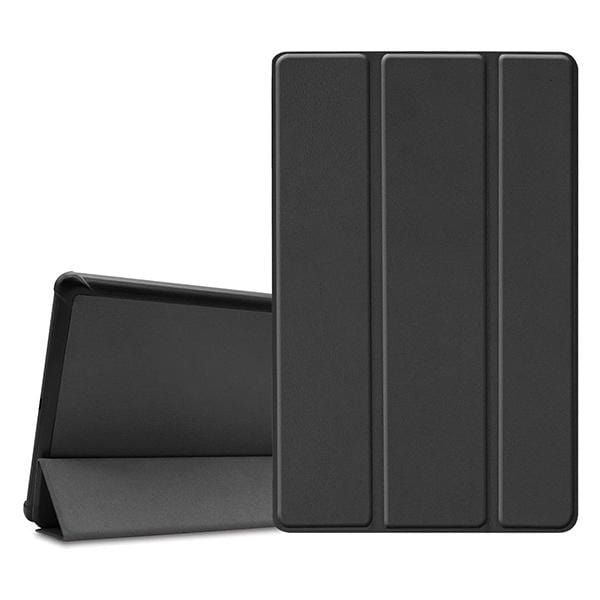 Mobileleb Galaxy Tab A 10.1 2019 T510 T515 Case - Slim Lightweight Premium PU Leather Tri-Fold Stand Shell Cover for Samsung Galaxy Tab A 10.1 Inch SM-T510/T515 2019 Release Tablet