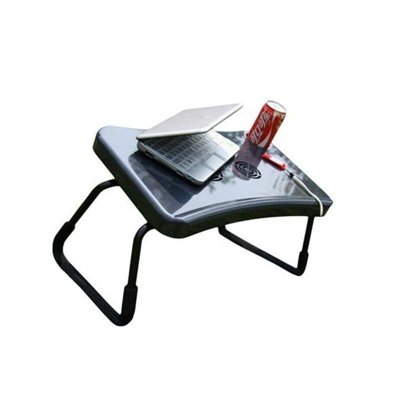 Laptop Table Desk Portable with Fan, NB002