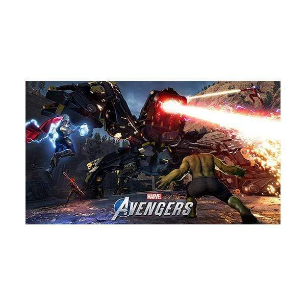 Mobileleb Marvel's Avengers - PS4