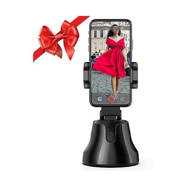 Mobileleb Selfie Sticks & Tripods Black / Brand New Apai Genie - The Personal Robot-Cameraman, 360 Rotation Auto Tracking rotatable Smart Following Face & Object Tracking Intelligent shootings Phone Mount Personal Sensor Holder Tripod