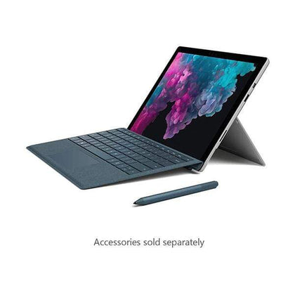 Mobileleb Silver / Brand New / 1 Year Microsoft Surface Pro 6, 12.3