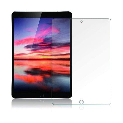 Mobileleb Tablet Covers Screen Protector for iPad 8 (10.2-Inch 2020 Model, 8th Generation)/ iPad 7 (10.2-Inch 2019 Model, 7th Generation)/ iPad Air 3 (10.5 Inch 2019 Model), Tempered Glass Film