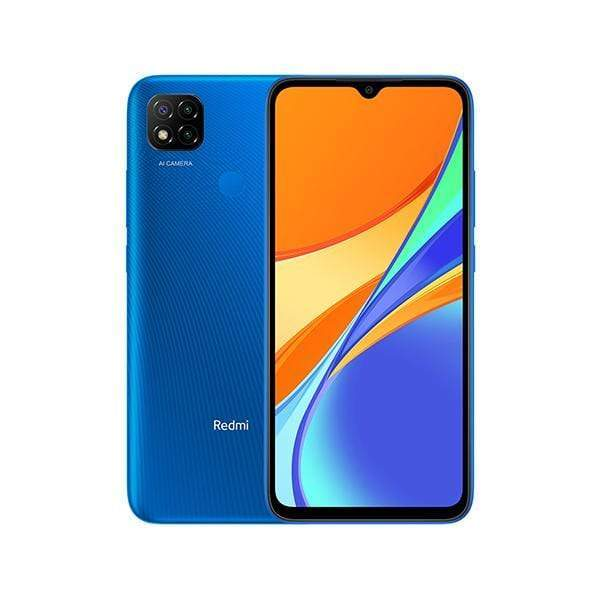 Mobileleb Twilight Blue / Brand New / 1 Year Xiaomi Redmi 9c 3GB/64GB, 6.53″ IPS LCD Display, Octa-core, Triple Rear Cam 13MP + 2MP + 2MP + 2MP, Selphie Cam 5MP, Fingerprint (rear-mounted)