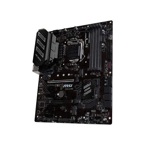 MSI PRO Z390-A PRO LGA 1151 (300 Series) Intel Z390 SATA 6Gb/s USB 3.1 ATX Intel Motherboard