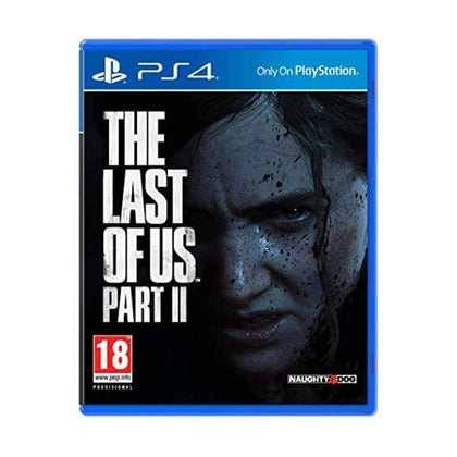 Naughty Dog PS4 DVD Game The Last of Us Part II - PS4