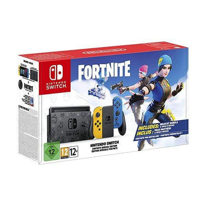Nintendo Switch Console Nintendo Switch 32GB - Fortnite Special Edition