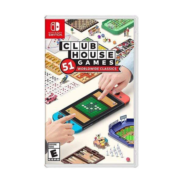 Clubhouse Games: 51 Worldwide Classics - Switch