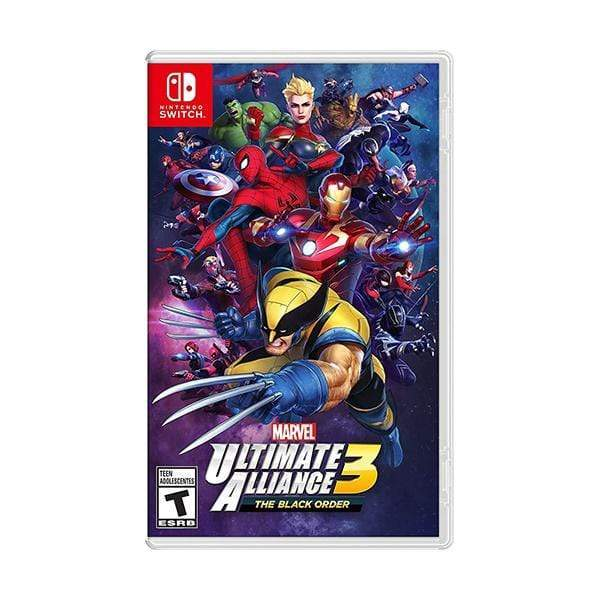 Marvel Ultimate Alliance 3- The Black Order - Nintendo Switch