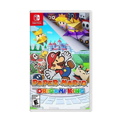 Nintendo Switch DVD Game Paper Mario: The Origami King - Switch