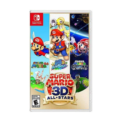 Nintendo Switch DVD Game Super Mario™ 3D All-Stars - Switch