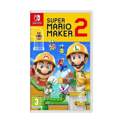 Nintendo Switch DVD Game Super Mario Maker 2 - Nintendo Switch