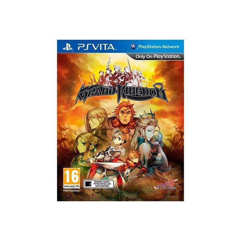 Grand Kingdom - PS4