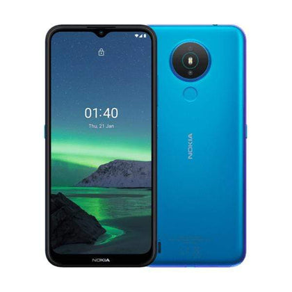 Nokia Mobile Phone Fjord / Brand New / 1 Year Nokia 1.4, 3GB/64GB, 6.52″ IPS LCD Display, Quad-core, Dual Rear Cam 8MP + 2MP Rear Cam, Selphie Cam 5MP