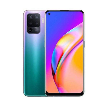 OPPO Mobile Phone Fantastic Purple / Brand New / 1 Year Oppo Reno5 F, 8GB/128GB, 6.43″ AMOLED Display, Octa-core, Quad Rear Cam 48MP + 8MP + 2MP + 2MP, Selphie Cam 32MP, Fingerprint (under display, optical)