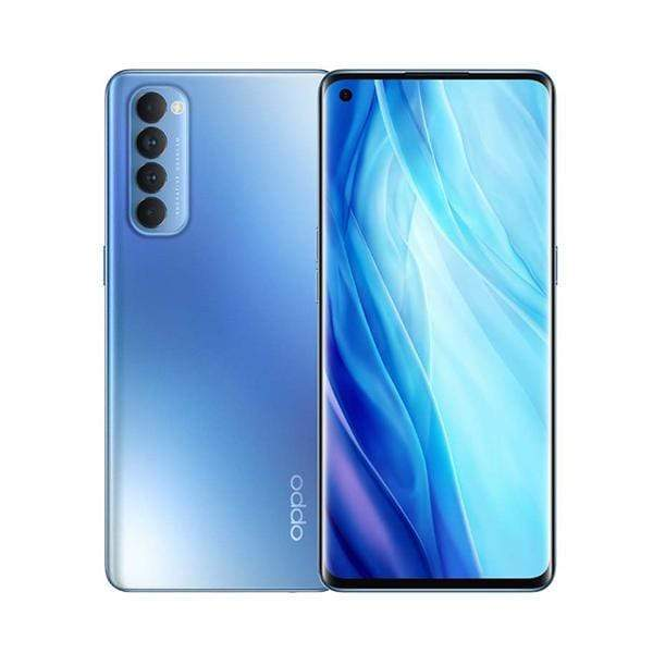 OPPO Mobile Phone Galactic Blue OPPO Reno4 Pro, 8GB/256GB, 6.5″ Super AMOLED Display, Octa-core, Quad Rear Cam 48MP + 8MP + 2MP + 2MP, Selphie Cam 32MP, Fingerprint (under display, optical)