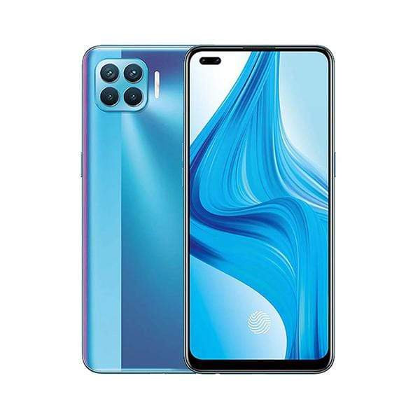 OPPO Mobile Phone Magic Blue OPPO A93, 8GB/128GB, 6.43″ Super AMOLED Display, Octa-core, Quad Rear Cam 48MP + 8MP+ 2MP + 2MP, Dual Selphie Cam 16MP + 2MP, Fingerprint (under display, optical)