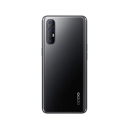 OPPO Mobile Phone Midnight Black OPPO Reno3 Pro, 8GB/256GB, 6.4″ Super AMOLED Display, Octa-core, Quad 64MP + 13MP +8MP + 2MP Rear Cam, 44MP Selphie Cam, Fingerprint (under display, optical)
