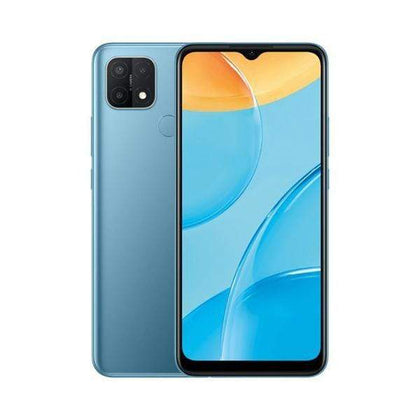 OPPO Mobile Phone Mystery Blue OPPO A15, 3GB/32GB, 6.52″ IPS LCD Display, Octa-core, Triple Rear Cam 13MP + 2MP + 2MP, Selphie Cam 5MP, Fingerprint (rear-mounted)