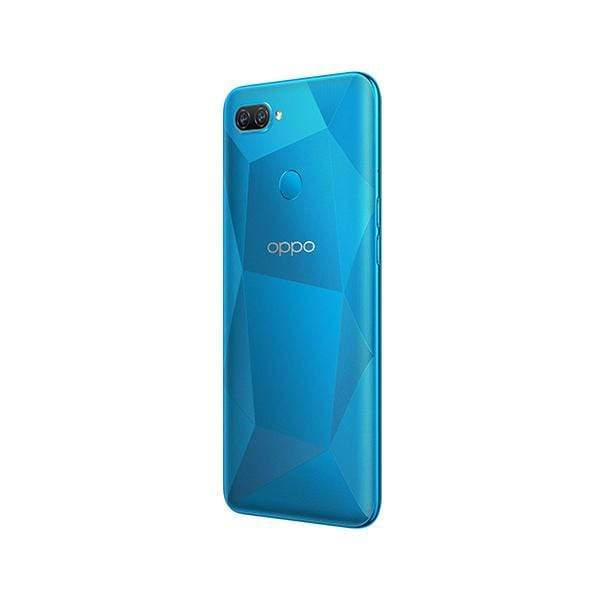 OPPO A12, 3GB/32GB, 6.22″ IPS LCD Display, Octa-core, Dual Rear Cam 13MP + 2MP, Selphie Cam 5MP, Fingerprint (rear-mounted)