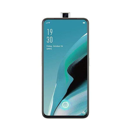 OPPO Reno2 F, 6.5″ AMOLED Display, Octa core, 8GB Ram, 128GB Memory, Quad Rear Cam 48MP+8MP+2MP+2MP, Pop-up 16MP Selphie Cam
