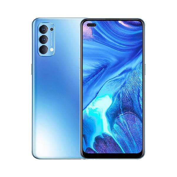 OPPO Mobile Phone OPPO Reno4, 8GB/128GB, 6.4″ OLED Display, Octa-core, Quad Rear Cam 48MP + 8MP + 2MP + 2MP, Selphie Cam 32MP, Fingerprint (under display, optical)