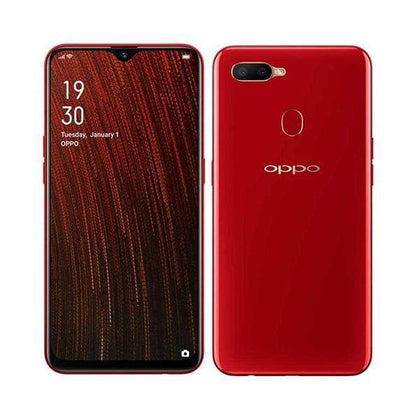 OPPO Mobile Phone Red OPPO A5s, 3GB/32GB, 6.2″ S-IPS Display, Octa-core, Dual 13MP + 2MP Rear Cam, 8MP Selphie Cam