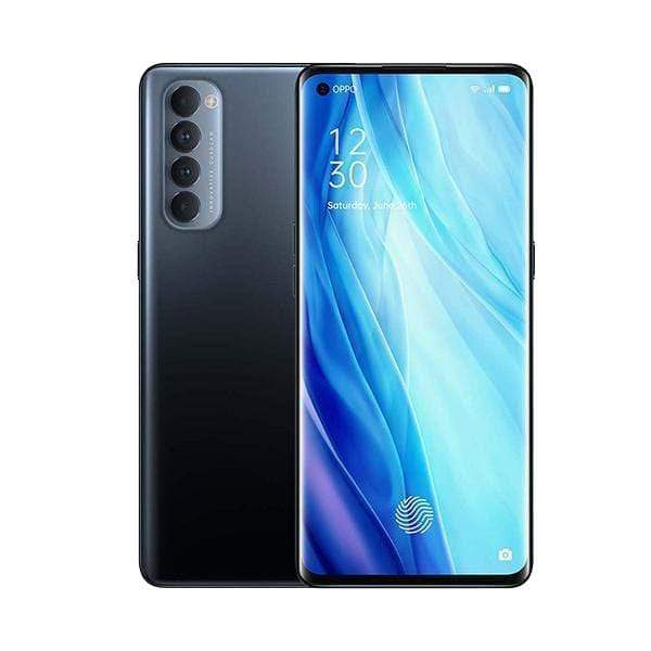 OPPO Mobile Phone Stary Night OPPO Reno4 Pro, 8GB/256GB, 6.5″ Super AMOLED Display, Octa-core, Quad Rear Cam 48MP + 8MP + 2MP + 2MP, Selphie Cam 32MP, Fingerprint (under display, optical)