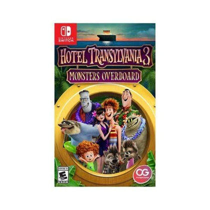 Hotel Transylvania 3- Monsters Overboard - Nintendo Switch