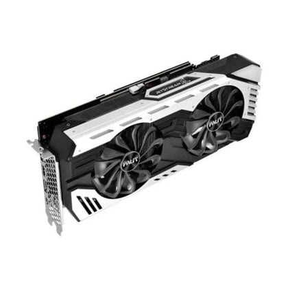 Palit Video Cards & Video Devices Palit, RTX2070 Super JetStream, 8GB DDR6 Graphics Card,  Black/White