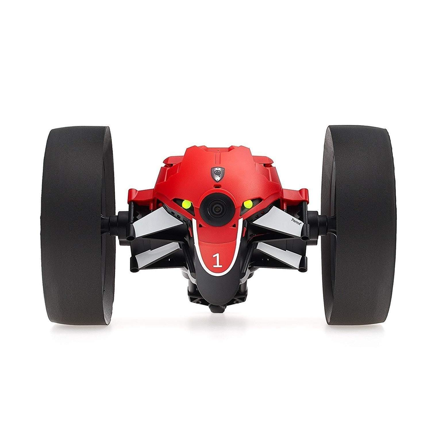 Parrot MiniDrones Jumping Race Drone Max - jumps over 75cm high or wide on demand (Red) by Parrot