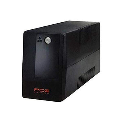 PCE Power Protection PCE, Back-UP UPS 700 M8 Series 700VA 360W