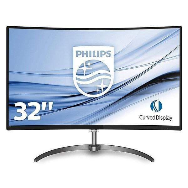 PHILIPS 328E8QJAB5-00 31.5-Inch Full HD VA Curved LED Computer Monitor