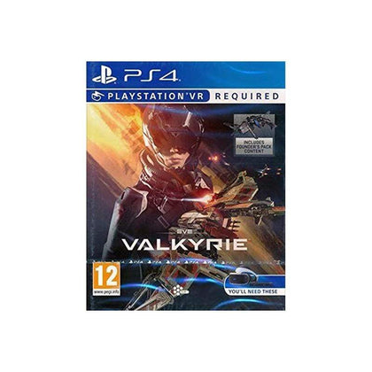 Eve: Valkyrie VR - PS4