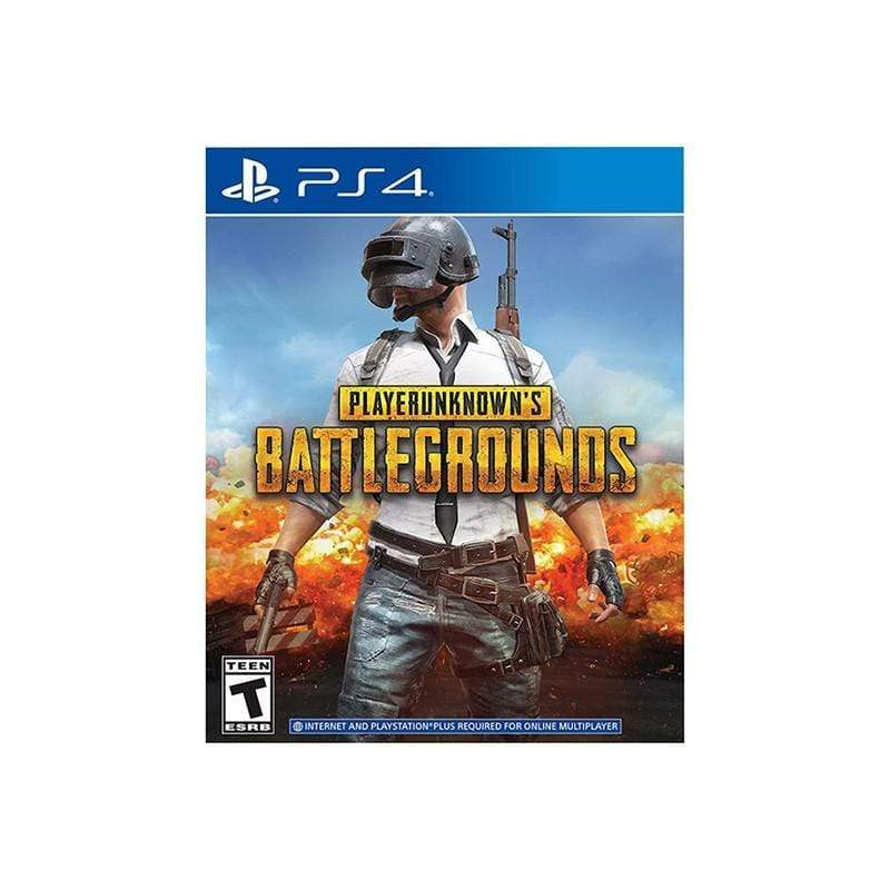 PlayerUnknown's Battlegrounds PubG - PS4