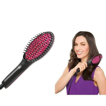 Promax 9067, Hair Straightener Brush