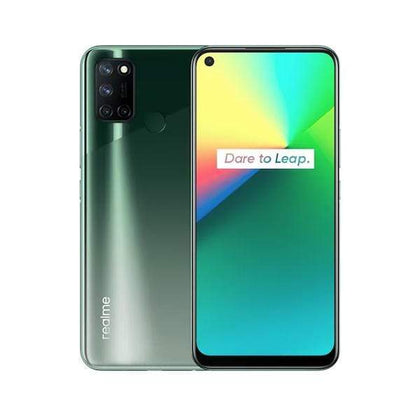 realme Mobile Phone Aurora Green / Brand New / 1 Year Realme 7i, 8GB/128GB, 6.5″ 90Hz IPS Display, Octa core, Rear Cam Quad 64MP + 8MP + 2MP + 2MP + LED Flash, Selphie Cam 16 MP, Fingerprint (rear-mounted)