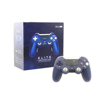 SADES Controllers SADES, PS4 Controller Wireless Gamepad, Dual Competitive Sticks Sensitive Trigger Buttons and Multi-touch Clickable Touch Pad, for PlayStation 4, Support Laptops Desktop computers, and Smart TV