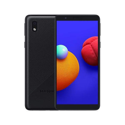 Samsung Mobile Phone Black / Brand New / 1 Year Samsung Galaxy M01 Core, 2GB/32GB, 5.3″ PLS IPS Display, Quad-core, Rear Cam 8MP, Selphie Cam 5MP