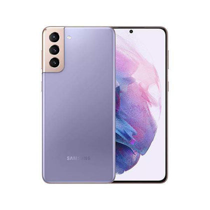 Samsung Mobile Phone Phantom Violet / 8GB - 256GB / 1 Year Samsung Galaxy S21+ Plus 5G, 8GB/256GB, Dynamic AMOLED 2X, 120Hz, HDR10+ Display, Octa-core, Triple Rear Cam 12MP + 64MP + 12MP, Selphie Cam 10MP