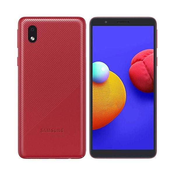 Samsung Mobile Phone Red Samsung Galaxy A01 Core, 1GB/16GB, 5.3″ PLS TFT Display, Quad-core, Rear Cam 8MP, Selphie Cam 5MP - SM-A013