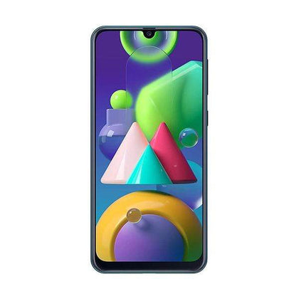 Samsung Mobile Phone Samsung Galaxy M21, 4GB/64GB, 6.4″ Super AMOLED Display, Octa-core, Triple Rear Cam 48MP + 8MP + 5MP Rear Cam, Selphie Cam 20MP, Fingerprint (rear-mounted), Battery 6000mAh