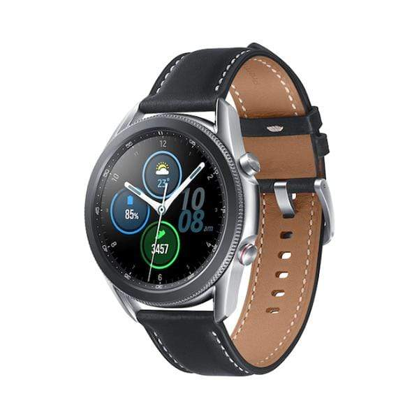 Samsung Smartwatch, Smart Band & Activity Trackers Samsung Galaxy Watch 3 (45mm, GPS, Bluetooth) Smart Watch with Advanced Health Monitoring, Fitness Tracking, and Long lasting Battery