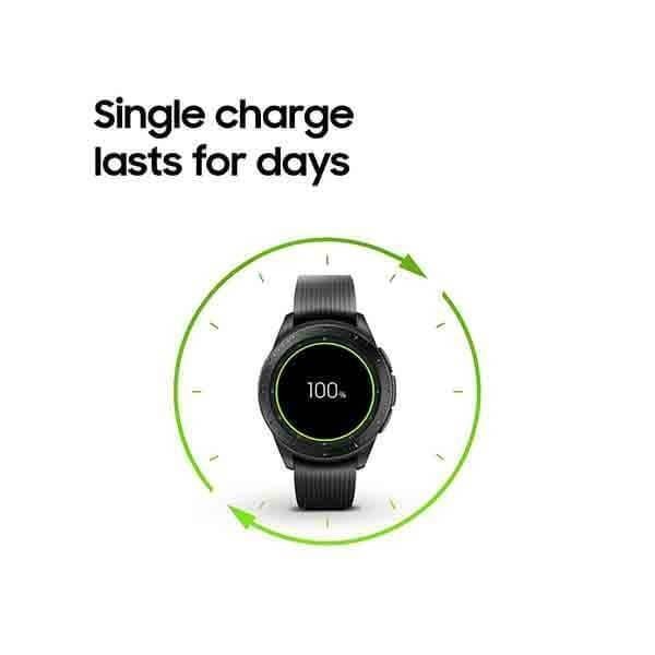 Samsung Galaxy Watch 42mm Bluetooth - SM-R810NZDAXAR